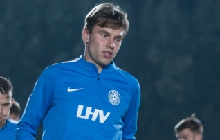 Dmitrijev alistas oma koduklubiga Venemaa noortekoondise