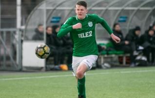 Flora U21 kaotas 88. minuti värava tõttu soomlastele