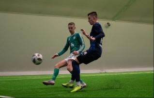 Levadia ja Tammeka U21 meeskonnad näitasid võimu