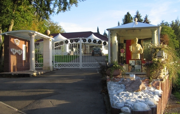 Vaade Walteri majamuuseumile. Foto: Wikipedia
