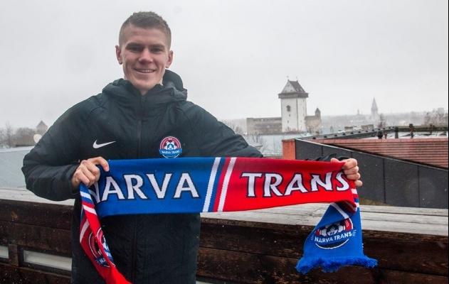 Joseph Saliste liitumine Transiga oli üleminekuakna üks suuremaid üllatusi. Foto: Narva Trans