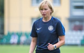 Tüdrukute U16 koondis kohtub Norra klubiga