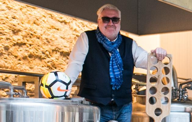 Valimisintervjuu | Reklaamiärimees Marek Reinaas: jalgpall on maailma kõige kõvem spordiala!
