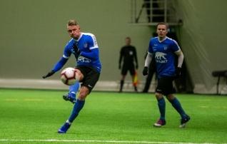 Uut keskkaitsjat testiv Kalev võitis viimases hooajaeelses treeningmängus lätlasi