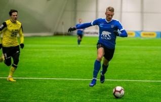 Video: Rääbise ja Lauri väravad Läti kõrgliigaklubile