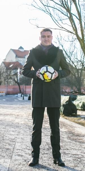 Taavi Rõivase sõnul kuulub jalgpall riigijuhtide seas armastatud jututeemade hulka. Foto: Brit Maria Tael