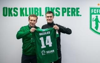 EKSKLUSIIV | 11 aastat välismaal mänginud Vassiljev lõi käed Floraga: oli võimalus reisida, aga tahtsime perega koju  (Pohlak: tahame parimaid Eesti jalgpallureid)