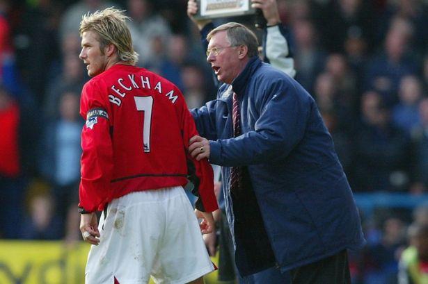 Legendaarsel Sir Alex Fergusonil väljakuäärse etiketiga probleeme ei ilmnenud. Foto: mirror.co.uk