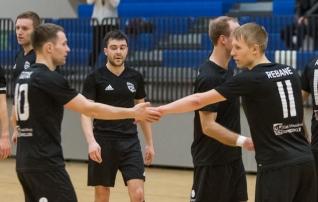 Video: Ravens alistas Narva Unitedi ning sammus poolfinaali