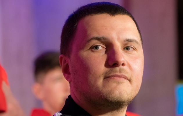 Dmitrijs Kalašnikovs. Foto: Dmitri Fedotkin