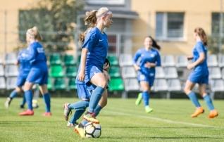 Neidude U15 koondis sõidab Soome turniirile