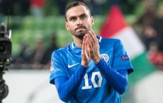 Zenjov lõi Kasahstani liigas kaugelt iluvärava  (video)