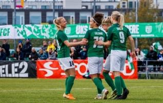 Flora naiskond võõrustab Balti liigas Žalgirist