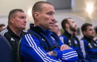 Borissov: paljud meie mängijad ei ole selleks tasemeks valmis