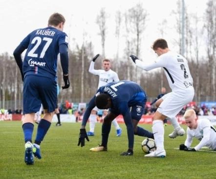 VAATA JÄRELE: Tuline madin Paides tõi Florale teise võidu ja kolm punkti