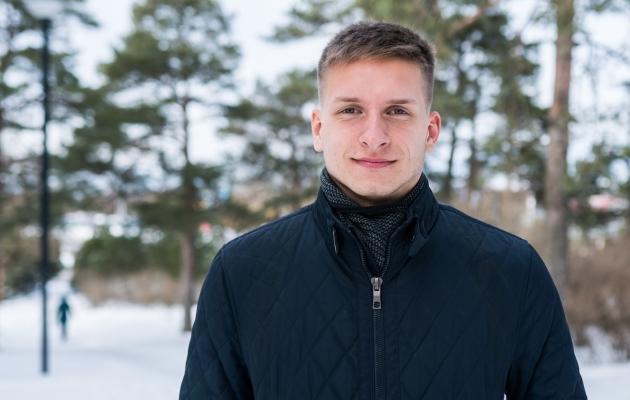 Levadia noor keskkaitsja Marko Lipp: otsustasin tippjalgpalli kasuks ega kahetse