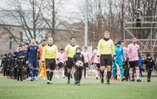 Frischer juhib valikmängus Eesti kohtunikebrigaadi