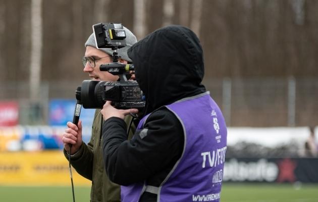 Sel nädalal saab Soccernetis otsepildi vahendusel kaasa elada kolmele mängule. Foto: Liisi Troska