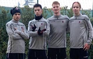 Palumets aitas oma debüütmängus Bologna võidule