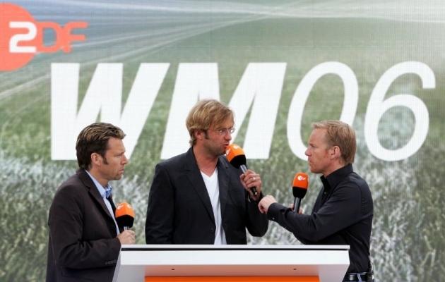 Jürgen Klopp jõudis sakslaste teadvusse 2006. aasta MMil teleeksperdina. Foto: spiegel.de