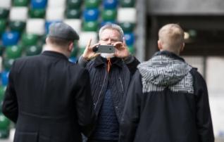 LIVE! Soccernet.ee koondisega Põhja-Iirimaal – uudised, fotod, videod, küsimused ja vastused