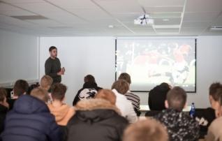 Hannes Kaasik rääkis Eesti tippliigade klubidele mängijate turvalisusest