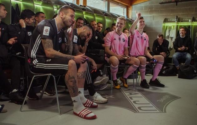 Kalju asutab esimese Eesti klubina e-jalgpalli meeskonna