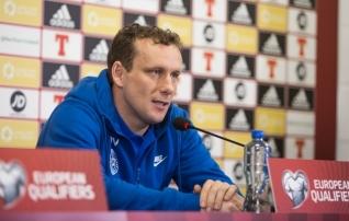 Konstantin Vassiljev: Põhja-Iirimaa on homses mängus favoriit