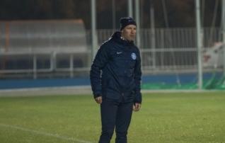Eesti U21 koondise peatreener pärast viigimängu: Ukrainal oli meiega tükk tegemist