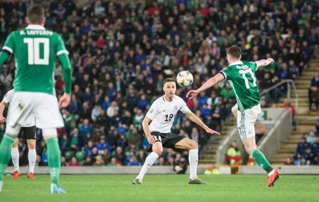 Luup peale | 0:2 Belfastis ehk närb esitus, kehv tulemus ja kindel kaotus <i>(galerii!)</i>