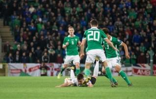 Video: Põhja-Iirimaa murdis Eesti teise poolajaga