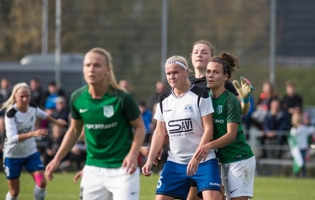 OTSEPILT: naiste jalgpalli klassika ehk hooaja avab Flora ja Pärnu madin superkarikale  (käib!)