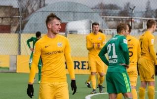 Flora koosseisus HJK vastu on ka Sander Laht