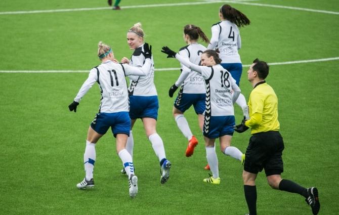 OTSEPILT: naiste jalgpalli klassika ehk hooaja avab Flora ja Pärnu madin superkarikale  (Flora ette, Pärnu tagasi!)