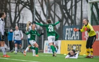 VAATA JÄRELE: Flora näppas tänu eelviimase minuti penaltile Pärnu eest superkarika  (galerii!)
