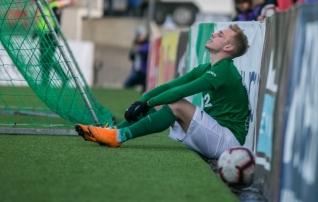 HJK murdis Flora vastupanu kahe järjestikuse väravaga