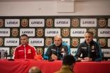 Gibraltari mängueelne pressikonverents