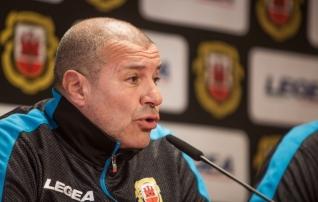 Gibraltari peatreener: suhtume kohtumisse Eestiga nagu valikmängu