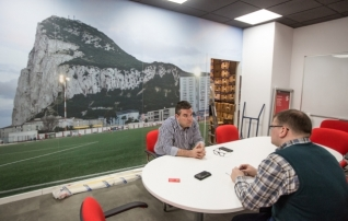 LIVE! Soccernet.ee koondisega Gibraltaril – uudised, fotod, videod ja põnevad lood