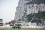 Gibraltari mängueelne treening