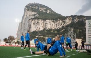 Kas noorte ja kogenute segu toob Eestile Gibraltaril võidu?