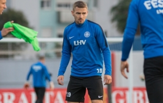 Intervjuu | Kallaste: kaotasin klubis treeneri usalduse, kuna mängisin ebastabiilselt