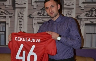 Eesti kõrgliiga väravaküttide valitseja Cekulajevs: loodan, et keegi minu rekordit ei purusta