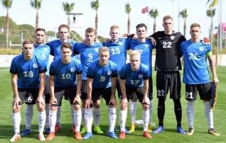 U21 kohtub Türgi treeninglaagri viimases mängus Makedooniaga  (otsepilt kell 16)