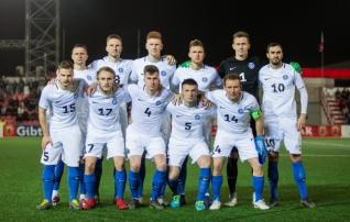 Vassiljevi karistuslöök andis Eestile Gibraltaril võidu