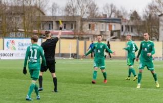 Levadia U21 kohtub täna Maarjamäel Soome klubiga  (parandatud)