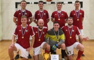 Saalijalgpalli rahvaliigas võidutses Saue