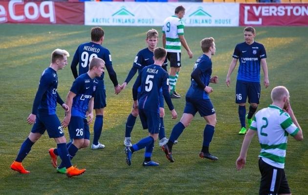 Paide LM U21 - Vändra Vaprus. Foto: Paide Linnameeskond / Facebook