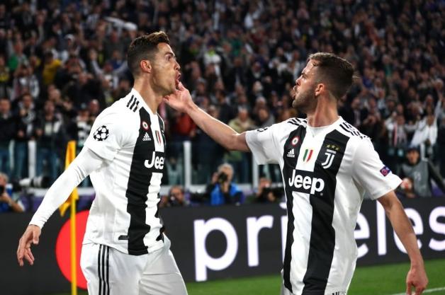 Cristiano Ronaldo viis Torino Juventuse küll juhtima, aga poolfinaali meeskond ei pääsenud. Foto: Torino Juventuse Twitter