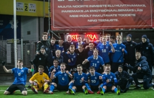 U17 koondiste Balti turniir toimub tänavu Lõuna-Eestis